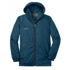 Eddie Bauer® - Packable Wind Jacket With Left Chest Embroidery