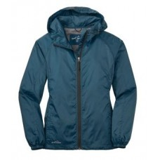 Eddie Bauer® - Ladies Packable Wind Jacket With Left Chest Embroidery