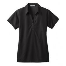 Port Authority® - Ladies Vertical Pique Polo