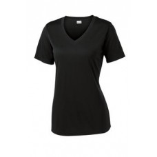 Sport-Tek® Ladies V-Neck Competitor™ Tee