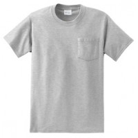 Port & Company® - Essential T-Shirt with Pocket