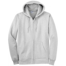 Port & Company® - Ultimate Full-Zip Hooded Sweatshirt